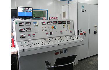 plc控制逻辑模块,仪表称重计量单元及控制柜元器件单
